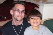 my life, my world, my greatest inspiration, my son, Joshua