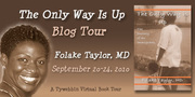 The Only Way Is Up Blog Tour