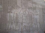 Kom Ombo, Thoth, Horus