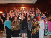 NFPW conference in Chicago, Rachel Madorsky, 2010-2