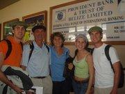 Smith Family in Belize