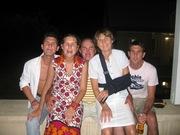 Smith Family on Holiday