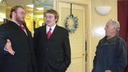 My sons, George and Peter Keller of The Keller Brothers singing in Italian
