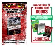 New Comic Killer promotion