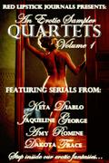 Red Lipstick Journals Quartets Volume 1