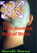The Directionless Son of Brain (Book Cover)