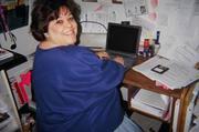 Jaclyn in office