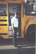 Tenure with Atlantic Express 1993-95