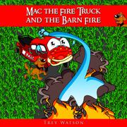 Mac The Fire Truck Book Covers