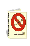 book cover for No V.I.P sinners