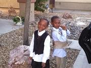 My Sons Tylon & TJ