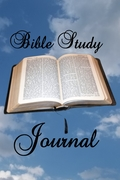 Bible study Journal 6x9