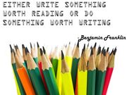Write Something