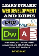 learn web development and dbms