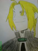 Edward Elric från FMA