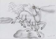 sleipnir, the heavenly horse