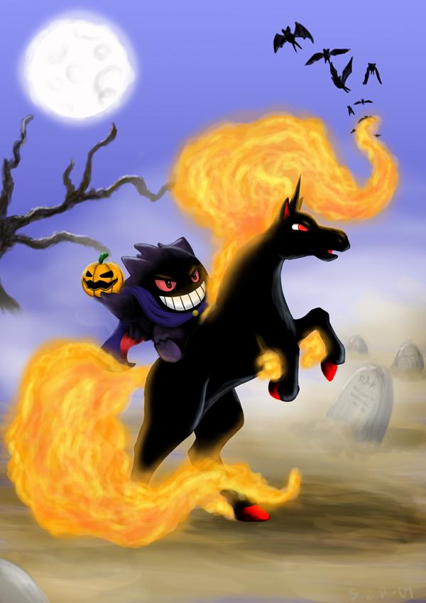 Pokemon Halloween