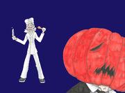 The pumpkinking