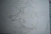 Skisser och blyertsteckningar