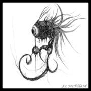 Flying swirl eye
