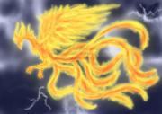 Phoenix in the storm