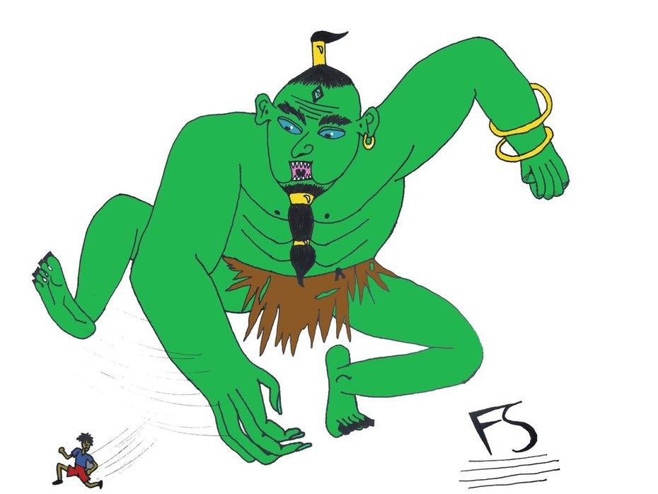 Green Sumo