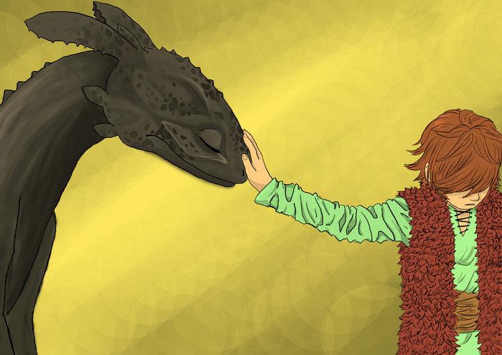 How to train your dragoooon!!