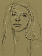 Snabbporträtt av Britney Spears