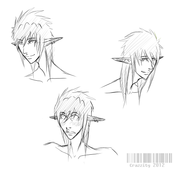 Keith sketch