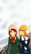 Commission - :Ruki & Vina: