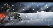 Snowy-storm