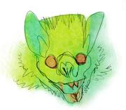 vampyr fladdermus