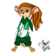 Gröna musen