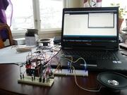 Transistors Ljudanläggning Verison1.0