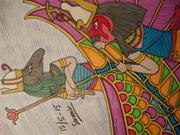 Seth and Horus...