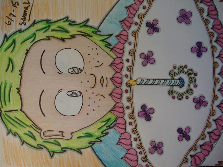 Birthday Cake...