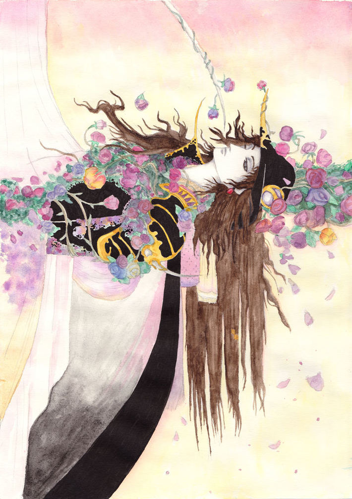 Vampire Hunter D - Rose Princess