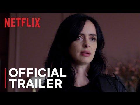 Marvel's Jessica Jones: Season 3   Trailer   Netflix