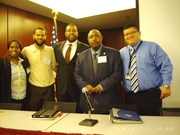 Tutor/Mentor Leadership and Networking Conference, Nov. 19, 2012