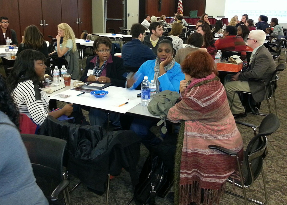 Nov. 4, 2013 Tutor/Mentor Leadership and Networking Conference