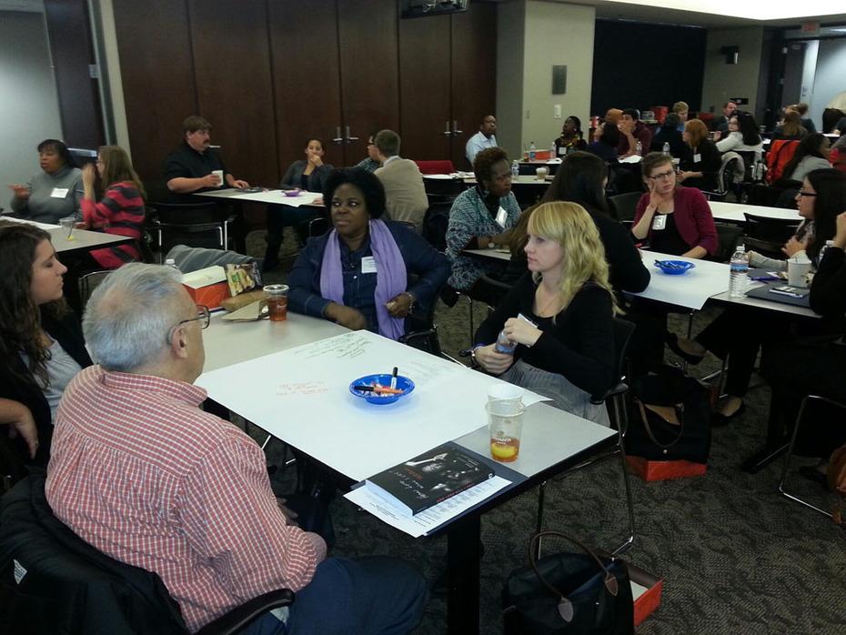 Nov. 4 Tutor/Mentor Conference networking-3