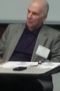 Gary Goldman, KidzAmerica, at May 8, 2015 Tutor/Mentor Conference