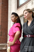Fashion Shoot Styling, A-line Style Services, Tamika Martell