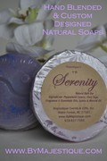 Serenity Natural Body Bar  ByMajestique.com
