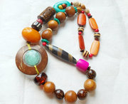 The Digable Planets Necklace Spread