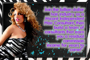 Join the Billion Dollar Hair Industry - Today