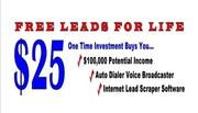 Free Leads For Life http://leads4life.tk