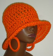 Crochet Bucket Hats