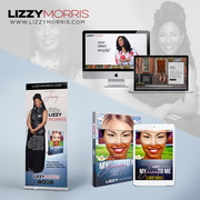 Branding & Web Design for Life Coach / Author