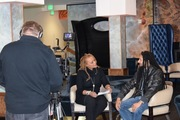Interviewing Julian Marley